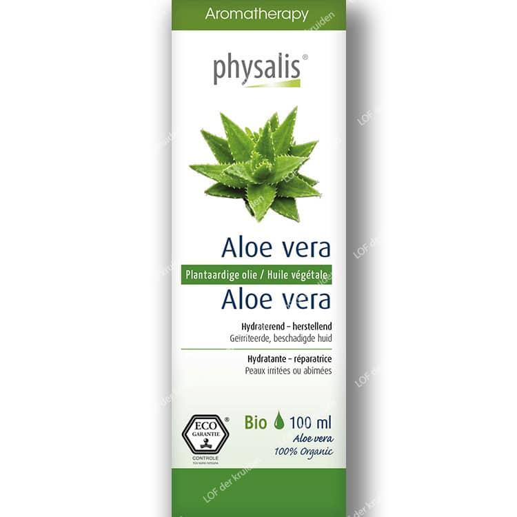 Aloe vera olie