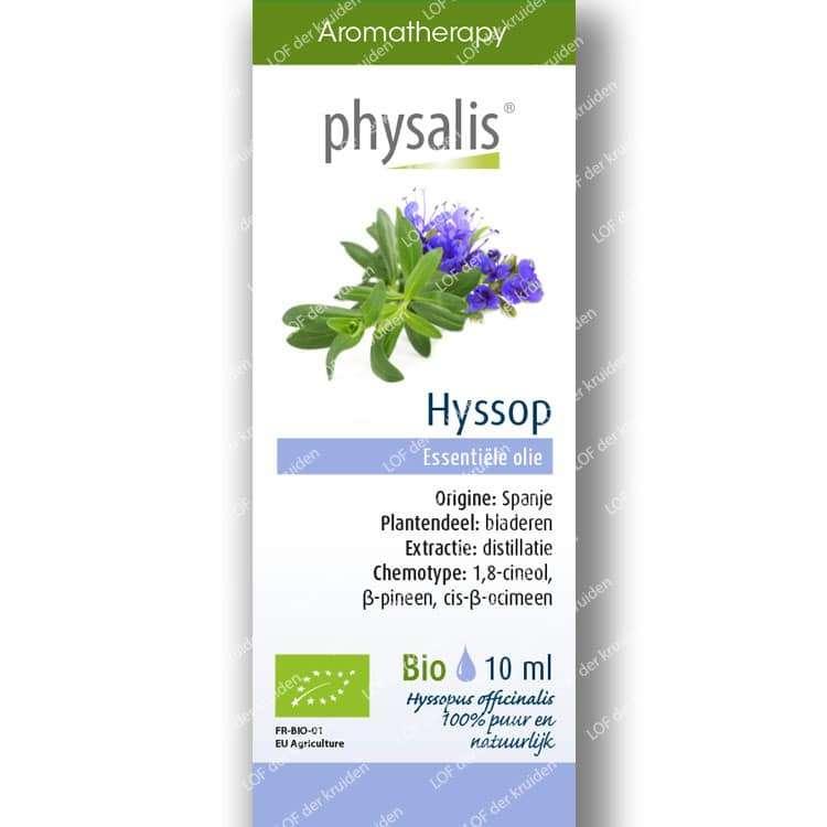 Hyssop etherische olie