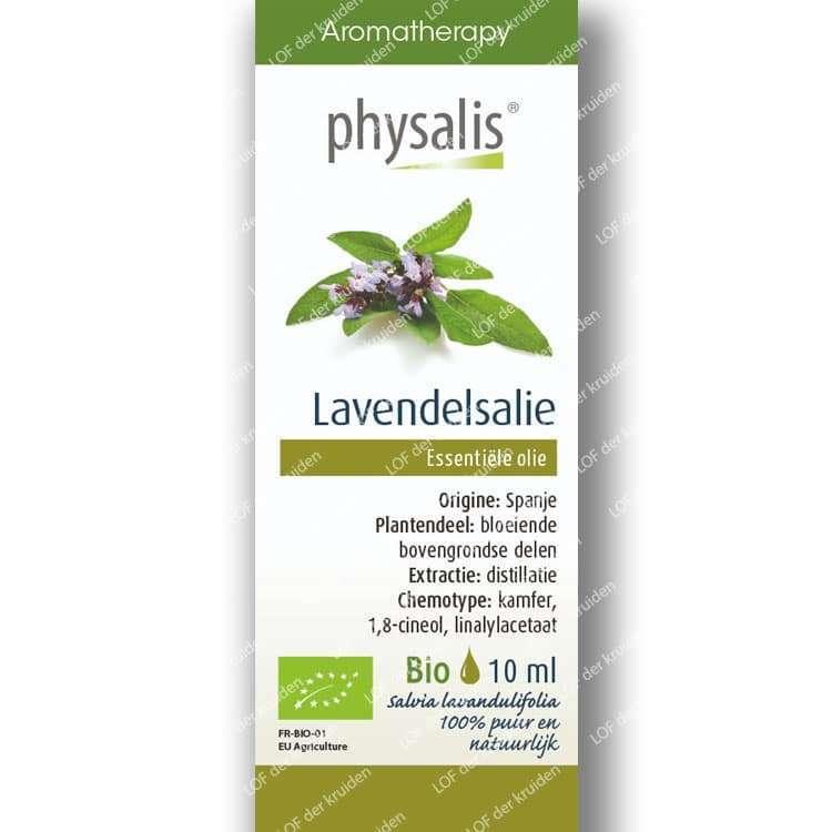 Lavendelsalie etherische olie