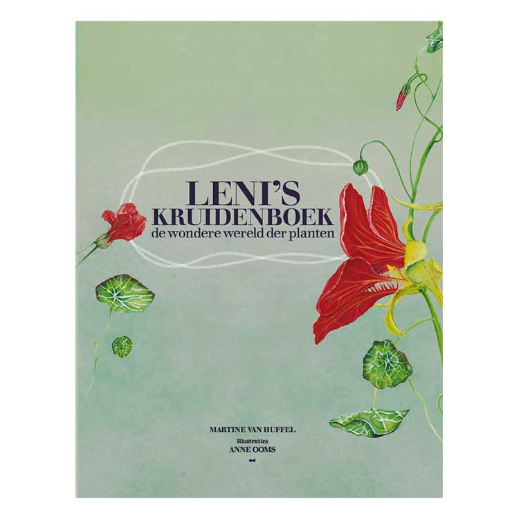 Lenni's kruidenboek cover