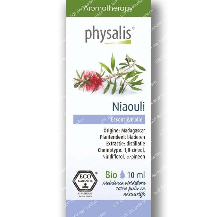 Niaouli etherische olie