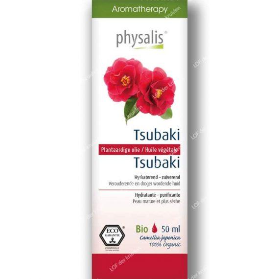 Tsubaki olie